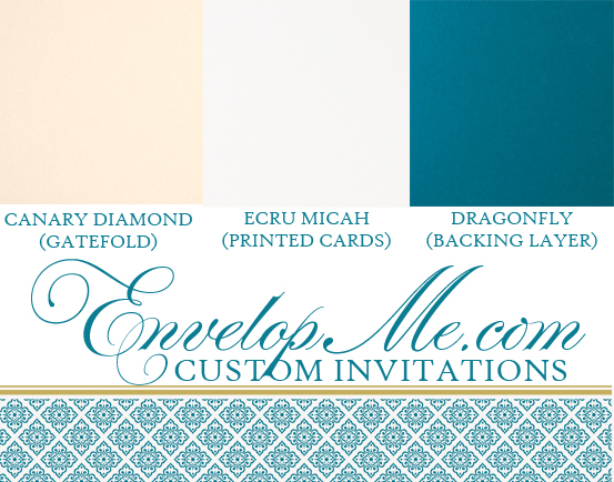 turquoise-ivory-cardstock