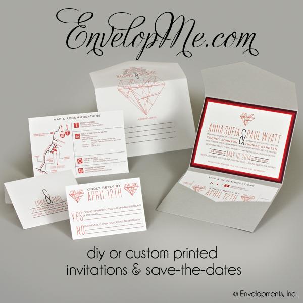 red-pocketfold-invitation