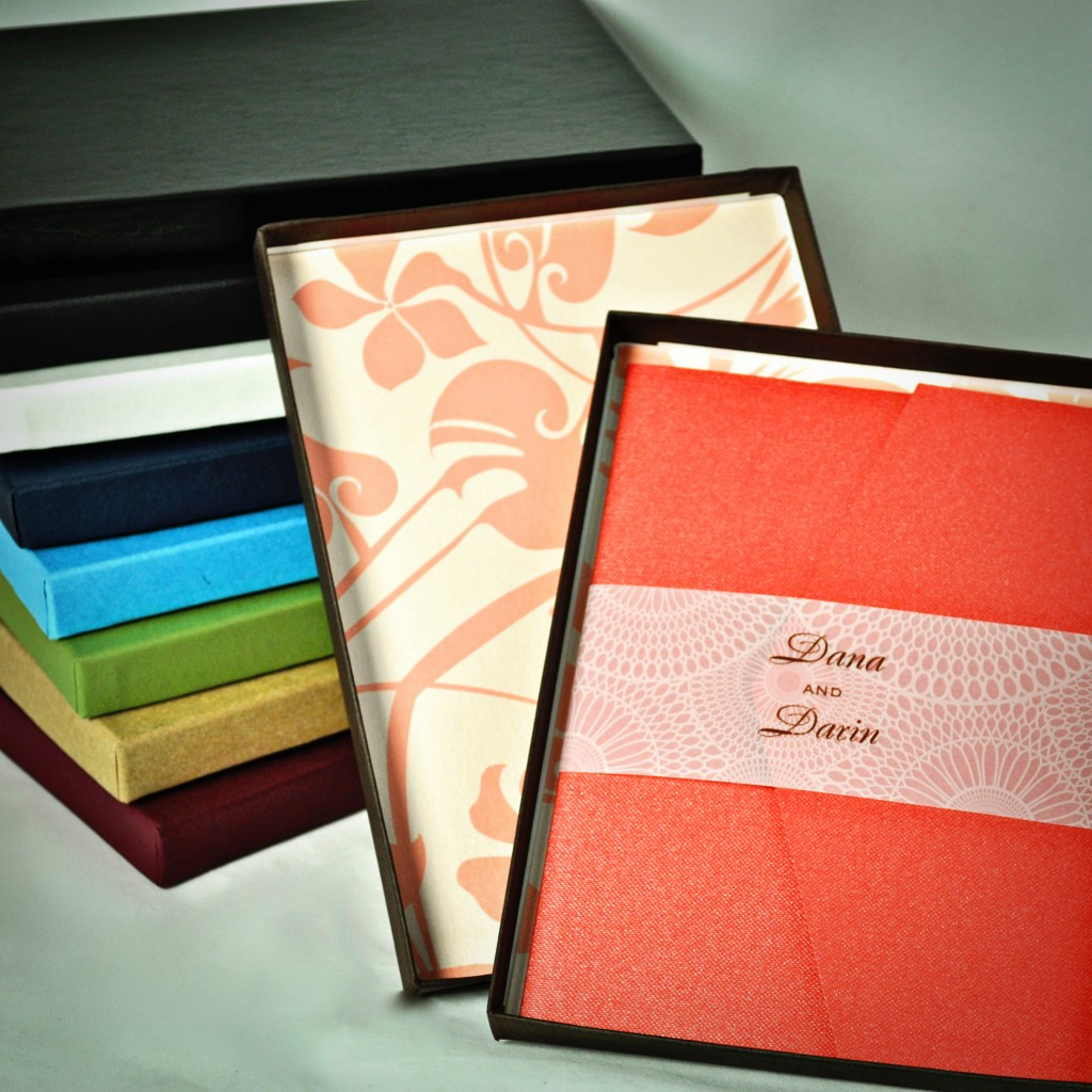 Beautiful Boxed Invitations - EnvelopMe.com